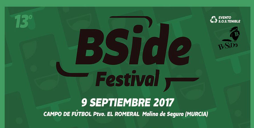 Photo of Cartel completo del B-Side Festival