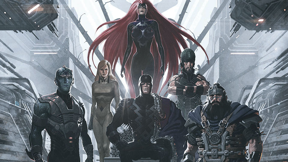 Photo of Avance de Inhumans, la nueva serie de Marvel