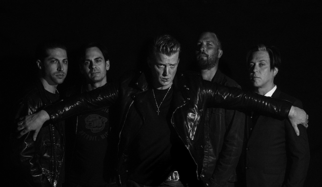 Photo of Queens of the Stone Age en Barcelona