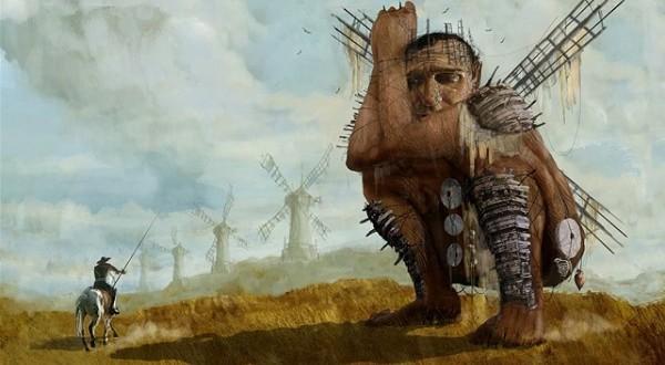 Photo of Terry Gilliam finaliza el rodaje de El Hombre que mató a Don Quijote