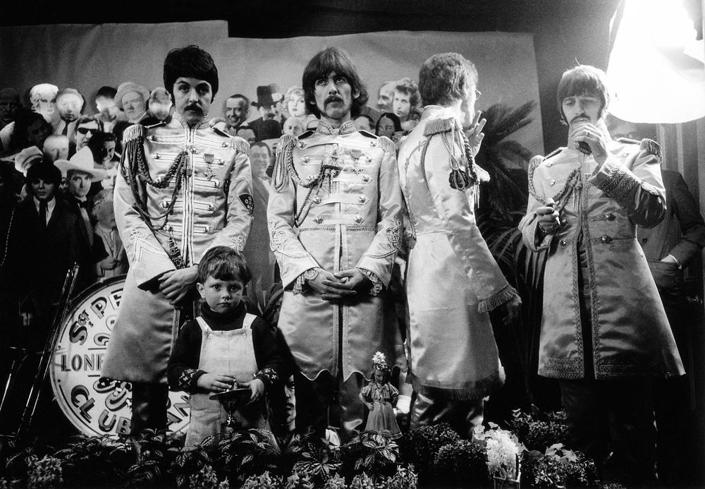 Photo of Sgt. Pepper's vuelve al nº1 50 años después de su primera edición