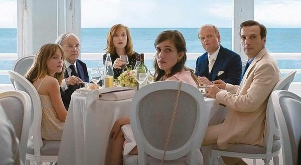 Avance de Happy End, la nueva de Michael Haneke