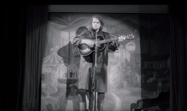 Photo of Kevin Morby – Downtown's lights