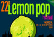 Cartel del Lemon Pop Murcia 2017