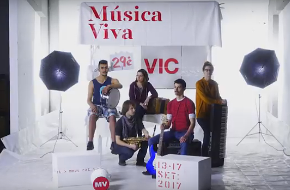 Photo of Cartel completo del Mercat de Música Viva de Vic 2017
