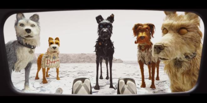 Avance de Isle of dogs, la nueva de Wes Anderson
