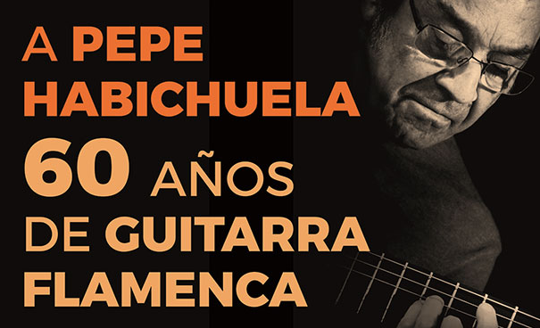 Photo of Pepe Habichuela, 60 años de guitarra flamenca