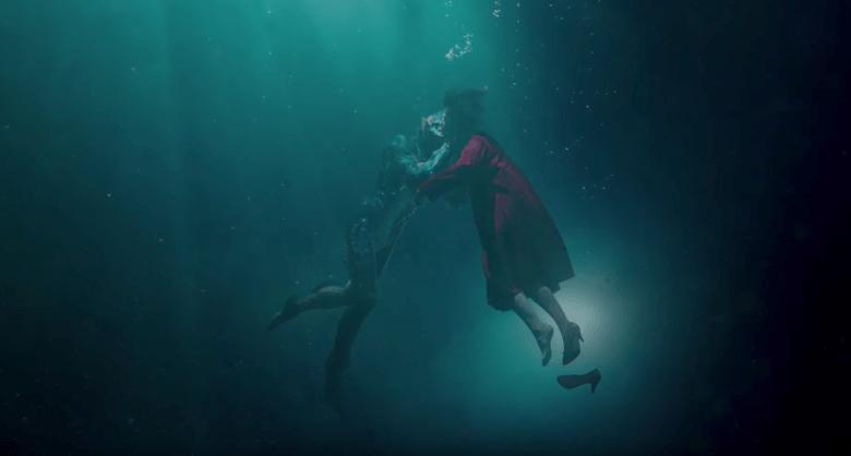 Photo of La forma del agua,  de Guillermo del Toro, León de Oro en Venecia