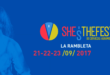 Cartel y horarios del festival She's The Fest 2017
