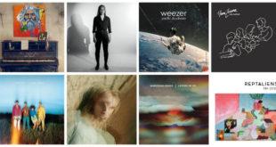 Los discos de la semana (09/10/17-15/10/17)