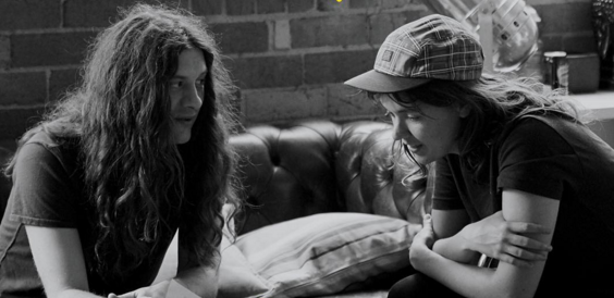 Photo of Los duetos favoritos de Kurt Vile & Courtney Barnett
