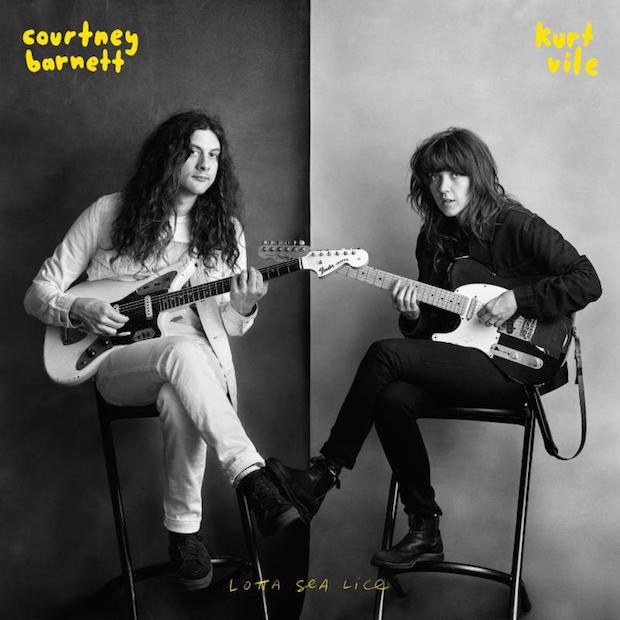 Photo of [Reseña] Courtney Barnett + Kurt Vile – Lotta Sea Lice