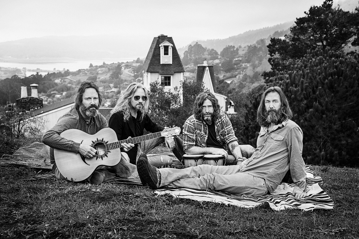 Photo of Chris Robinson Brotherhood nos visitan en marzo