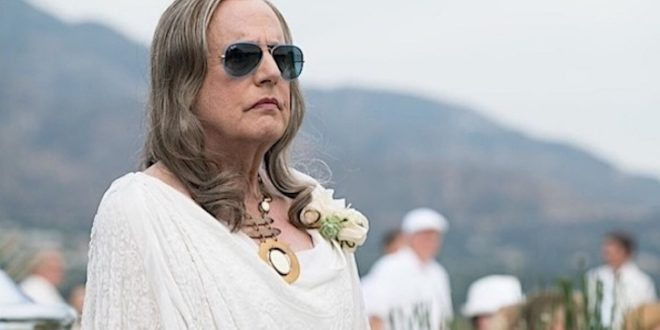 Jeffrey Tambor abandona Transparent