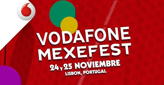 Photo of Primeros nombres del Vodafone Mexefest 2017