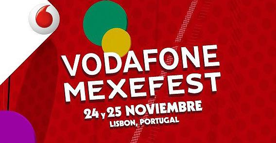Photo of Nuevos nombres para el Vodafone Mexefest 2017