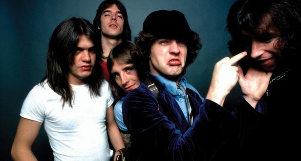 Fallece Malcolm Young, de AC/DC