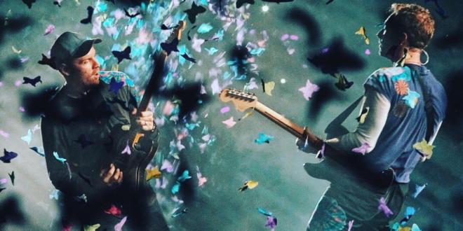 La última gira de Coldplay, la tercera más taquillera de todos los tiempos
