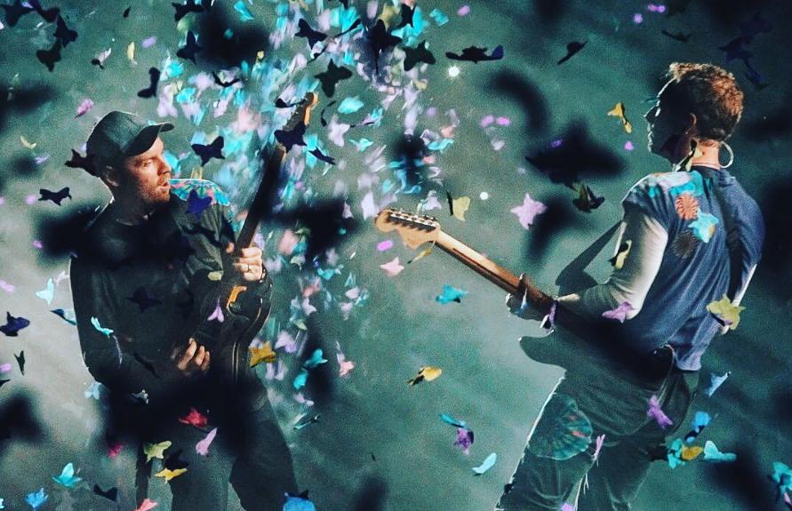 Photo of La última gira de Coldplay, la tercera más taquillera de todos los tiempos