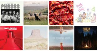 Los discos de la semana (12/11/17-19/11/17)