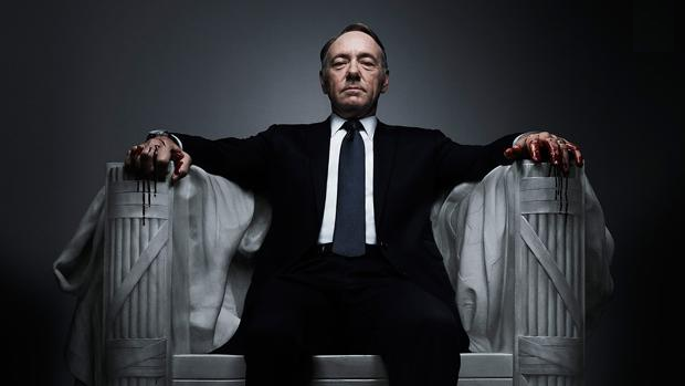 Photo of Kevin Spacey no estará más en House of Cards