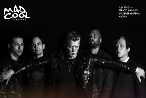 Photo of Primera confirmación del Mad Cool 2018: Queens of the Stone Age