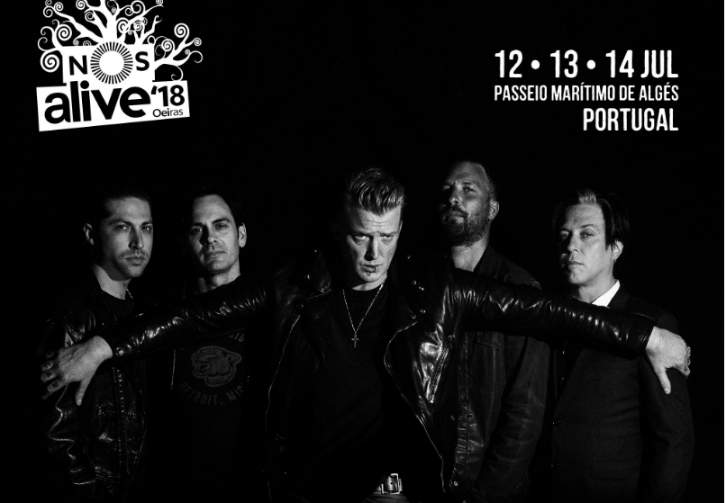 Photo of Queens of the Stone Age al NOS Alive 18