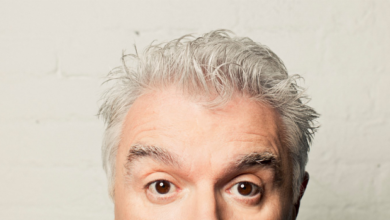 Photo of La primera gran gira de David Byrne desde 2009