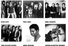 Photo of Más nombres para el Salón de la Fama del Rock & Roll