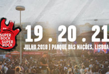 Photo of Primeras confirmaciones del Super Bock Super Rock 2018