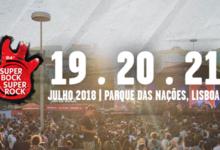 Photo of Primeras confirmaciones del Super Bock Super Rock 2018