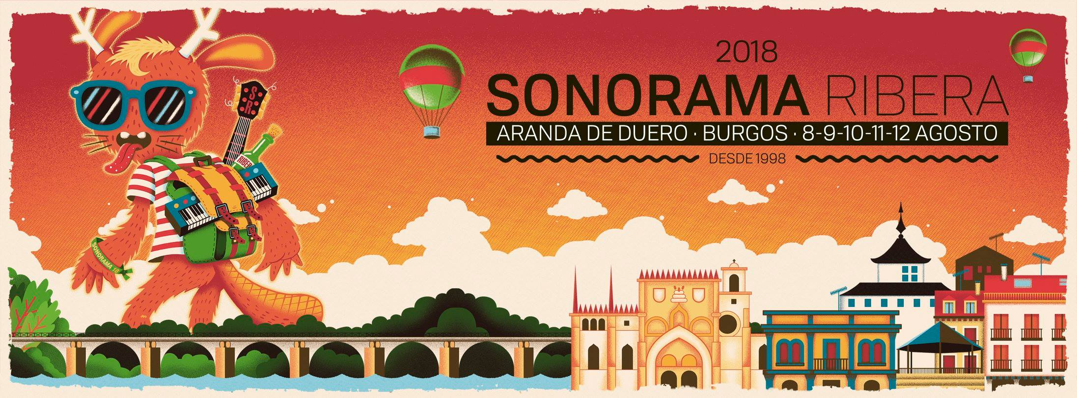 Photo of Primeros nombres del Sonorama Ribera 2018