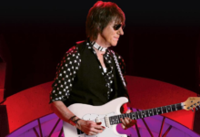 Photo of Jeff Beck al BBK Music Legends Festival 2018