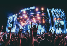 Photo of Arctic Monkeys, Bryan Ferry y Black Rebel Motorcycle Club al Nos Alive 2018