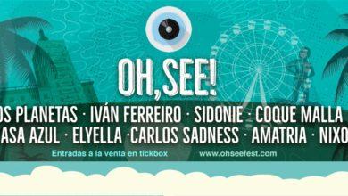 Photo of Los Planetas encabezan la primera edición del Oh, See! Festival de Málaga