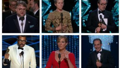 Photo of Ganadores de los Oscars 2018