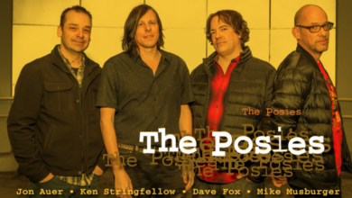 Photo of The Posies 30th Anniversary Tour en septiembre y octubre
