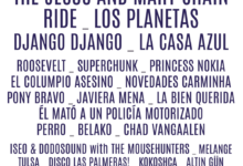 Photo of Cartel completo del Tomavistas 2018