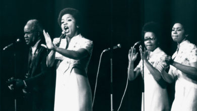 Photo of Fallece Yvonne Staples, de The Staple Singers