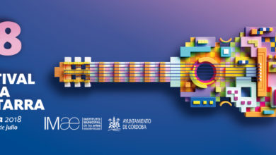 Photo of Programación del Festival de la Guitarra de Córdoba 2018