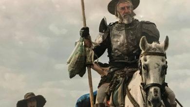 Photo of Primeras imágenes de El Hombre que mató a Don Quijote