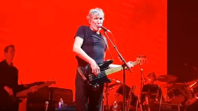 Photo of Roger Waters arrancó ayer su gira europea en Barcelona