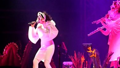 Photo of Björk comienza su gira europea