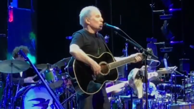 Photo of Paul Simon arranca su gira de despedida de los escenarios