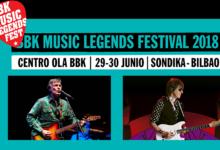 Photo of Horarios del BBK Music Legends Festival 2018