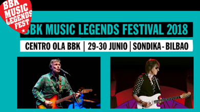 Photo of Horarios del BBK Music Legends Festival 2018