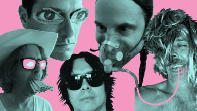 Photo of Hot Snakes nos visitan en noviembre