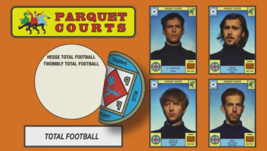 Photo of Parquet Courts – Total Football