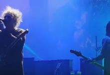 Photo of The Cure clausuran su festival con su primer concierto en dos años