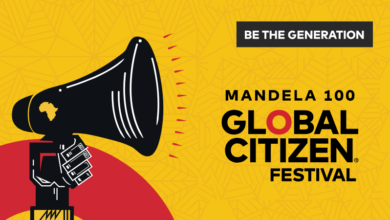 Photo of El Global Citizen Festival celebrará el 100 aniversario de Nelson Mandela